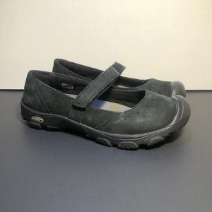 Keen Velcro Strap Slip On Mary Jane Shoes